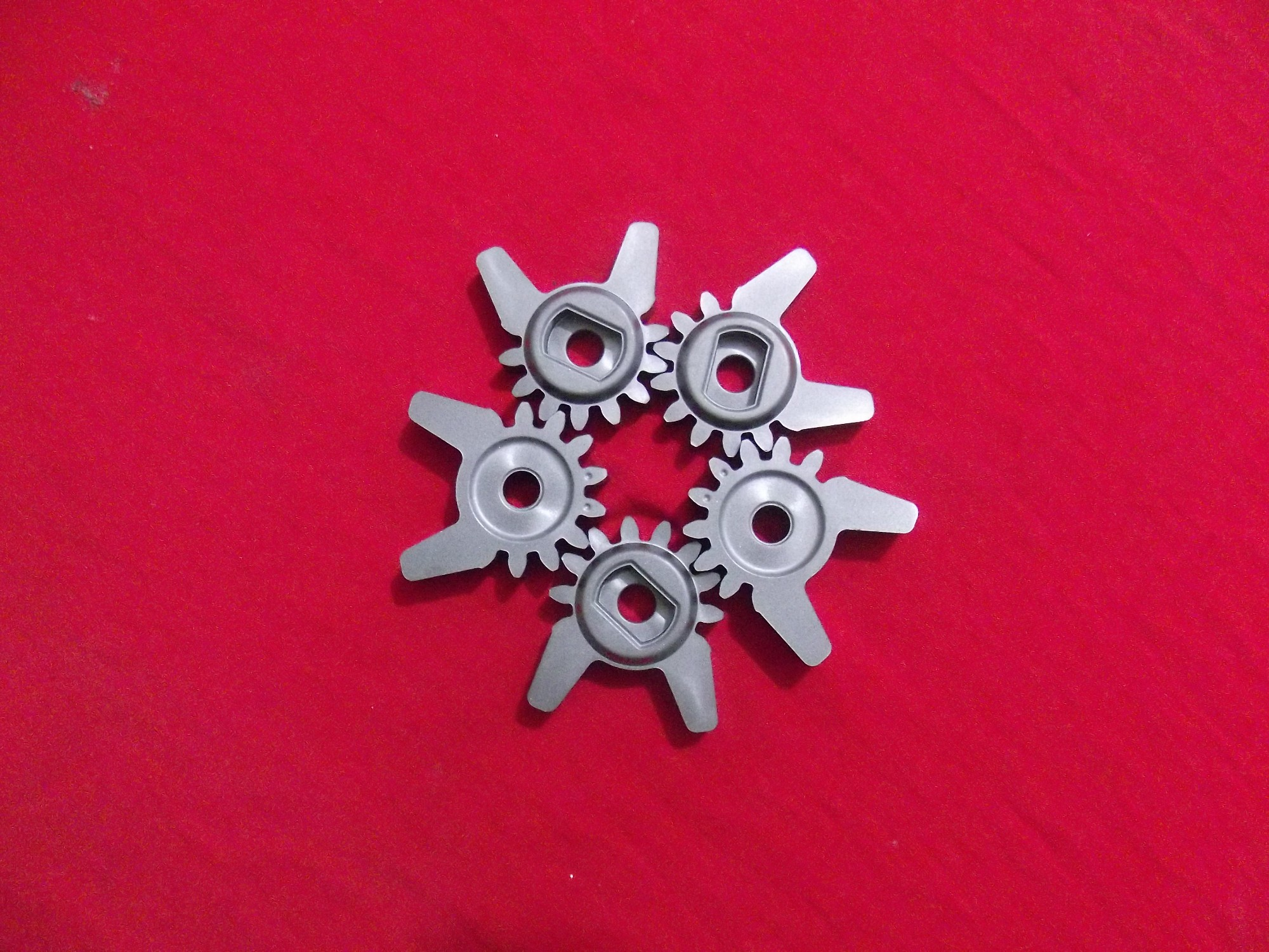 粉末冶金齿轮组